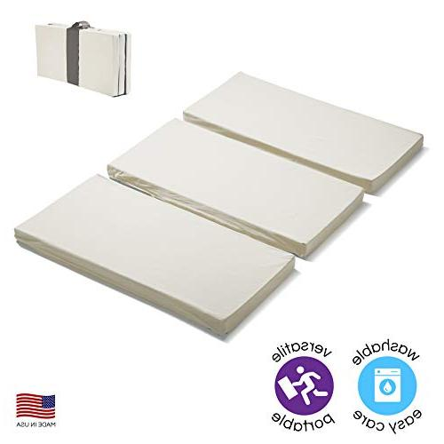 smart play yard mattress topper