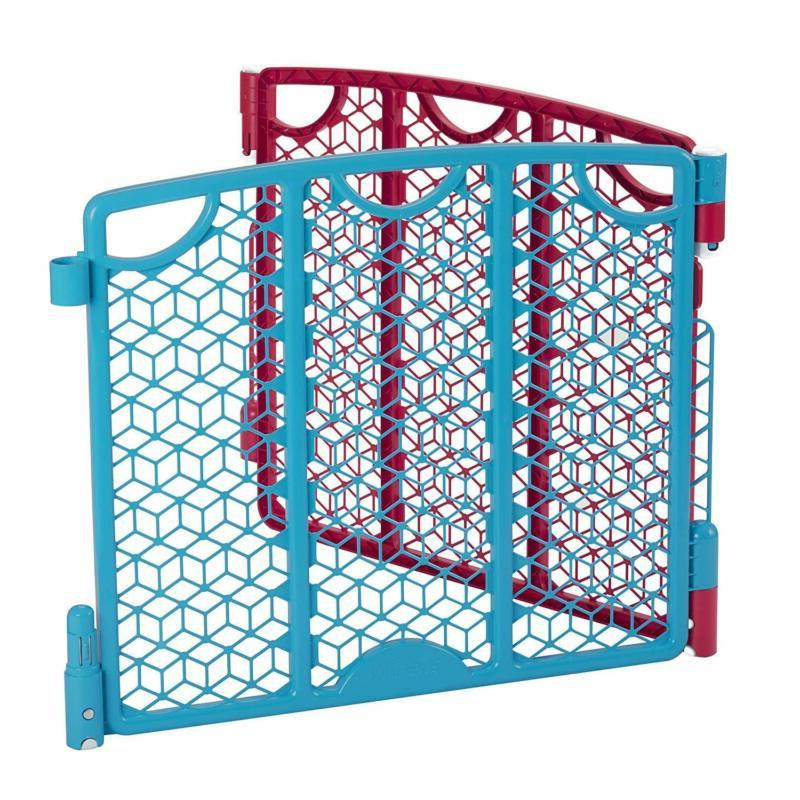 Evenflo Versatile Play Space 2-Panel Extension, Multi Color