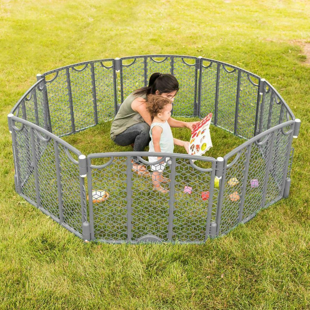 versatile playspace indoor outdoor gate safety play
