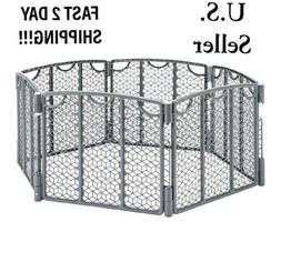 BEST! LARGE Playpen FREE SHIP! 6 Panel wide Baby / Pet Gate