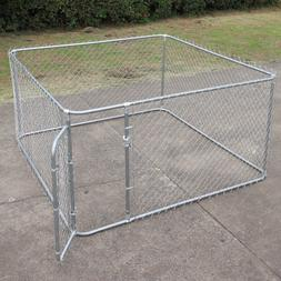 Large Outdoor Dog Pet Playpen Exercise Play Yard Cage Kennel