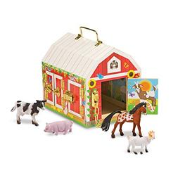 Melissa & Doug Latches Barn Play Set