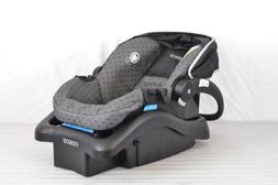 Cosco Light 'n Comfy Dx Infant Car Seat in Rainbow Dots
