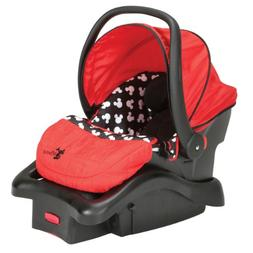 Light 'N Comfy Luxe Infant Car Seat -Mickey Silhouette