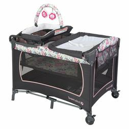 Baby Trend Lil Snooze Deluxe Nursery Center, Flora One Baby
