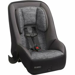 Cosco Mighty Fit 65 DX Convertible Car Seat Heather Onyx Gra