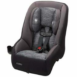 Cosco MightyFit 65 DX Heather Onyx Convertible Car Seat Grey