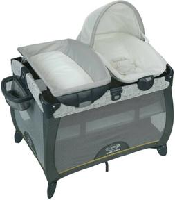 Graco Pack 'n Play Playard Quick Connect Portable Napper wit