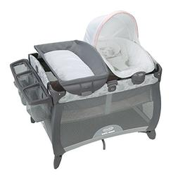 Graco Pack 'n Play Quick Connect Portable Napper Deluxe Bass