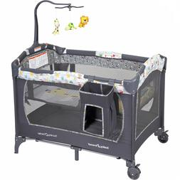 n play yard portable playpen