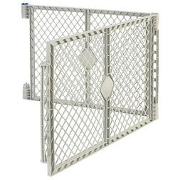 NEW 2 Panel Extension in Gray for Big Tall Play Yard Playpen