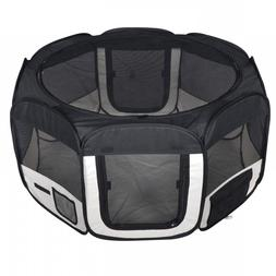 New BestPet L/M/S Pet Dog Cat Tent Playpen Exercise Play Pen
