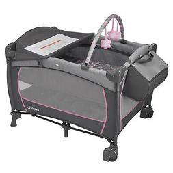 NEW Portable Foldable Bassinet Baby Unisex Suite DLX Playard