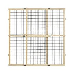 """North States MyPet 27"""" Tall & 48"""" Wide Wire Mesh Gate: Simpl"""