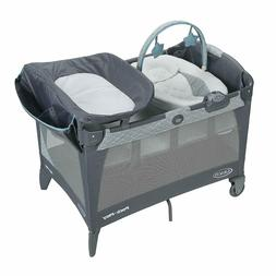 Graco Pack 'n Play Newborn Napper LX Playard, Alden