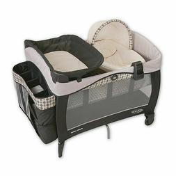 Graco Pack 'N Play with Newborn Napper Elite Suitable For In