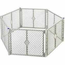 "North States Pet Yard XT 6 panels 30"" x 26"""