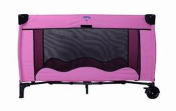 pink pet playpen play yard