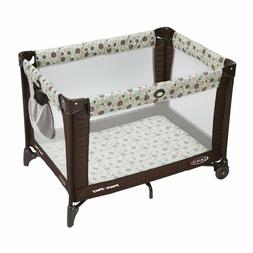 Play N Pack Playard Graco Baby Playpen Bassinet Crib Yard Na