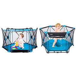 """53"""" x 29"""" Play Portable Playard for Infants and Babies, 6-Pa"""