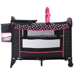 Play Yard Baby Playpen Safety Portable Indoor Outdoor Kids I