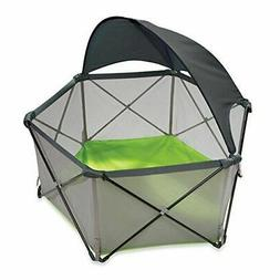Play Yard Portable Baby Playpen Indoor Outdoor Safety Travel