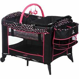 Playard for Baby Minnie Mash Up Newborn Bassinet With Toys I