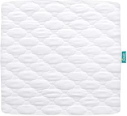 Playard Mattress Cover -for Square Play Yard, Perfect for Ne