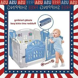 Baby Playpen Kids Activity Centre New Style Safety Play Yard