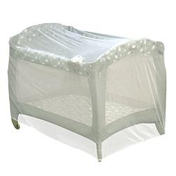 Jeep Baby Playpen Netting, Universal Size, White, Pack N Pla