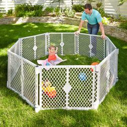Playyard Extension For Baby Toddler Kid Outdoor Playset Plas
