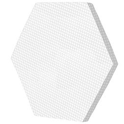 Dream on Me Hexagon firm mattress pad