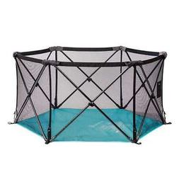 Summer Infant Pop n' Play Portable Playard, Tropical Turquoi