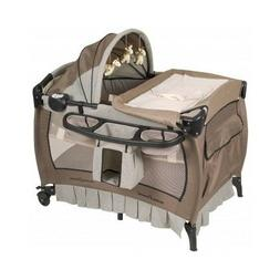 Portable Baby Crib Infant Bassinet Playpen Sleeper Bed Chang