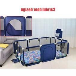 Portable Baby Safety Play Yard Activity Center Toddler Indoo