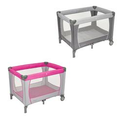 Evenflo Portable Classic Playard Play Pen Pink / Purple or G