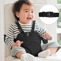 YISSVIC Portable Baby Feeding Chair Belt Toddler Safety Seat