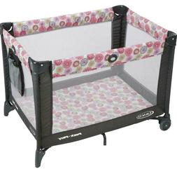 Portable Graco Pack n Play Yard Playard and Pen Livia Foldab