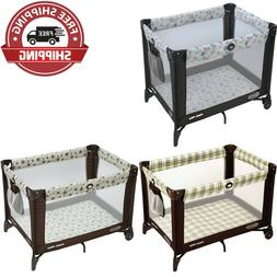 Portable Graco Pack n Play Yard Playard and Pen Foldable Gen