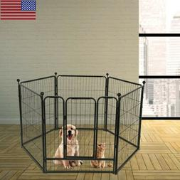 Puppy Cat Dog Playpen Play Yard Foldable Pet Exercise Barrie
