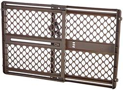 Safety Indoor Barrier Baby Child Dog Gate Walk Thru Pet Fenc