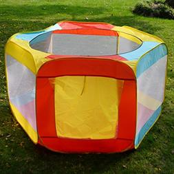 New Baby Safety Playpen Toddler Creeping Play Yard Kids Fold