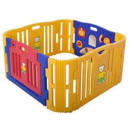 Safety Toddler Playpen Baby Educational Toy Indoor Outdoor P