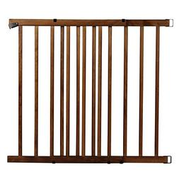 Evenflo Top of The Stair Extra Tall Hardware Mount Gate, Dar