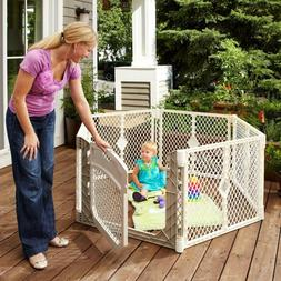 North States Superyard Ultimate 6-Panel Play Yard: Safe Play