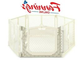 North States Superyard Ultimate Play Yard Ivory from North S