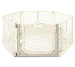 North States Superyard Ultimate Play Yard, Ivory from North