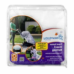 NEW Dreambaby T932 Travel System Insect Netting Value Pack