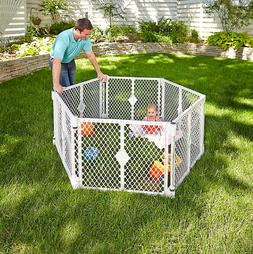 Toddleroo by North States® Superyard® Playyard Barrier wit