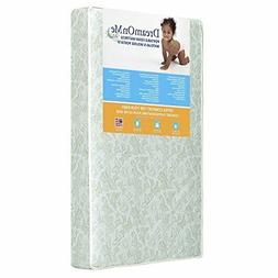 "Dream On Me 3"" Two-Sided, Mini Portable Crib Foam Mattress"